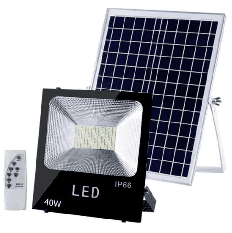 Đèn năng lượng mặt trời cảm biến ánh sáng